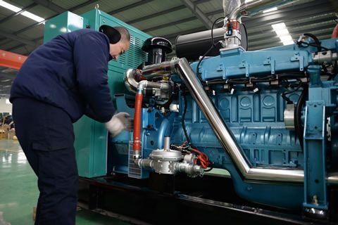 很多潍柴发电机用于应急发电方面